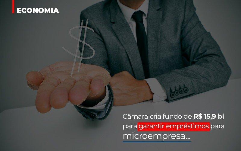 Camara Cria Fundo De Rs 15 9 Bi Para Garantir Emprestimos Para Microempresa - Contabilidade Em Santo André | Costa Menezes Contábil